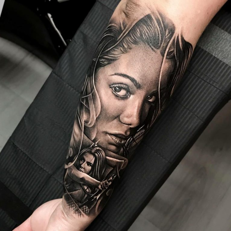 Realistic Tattoos 19