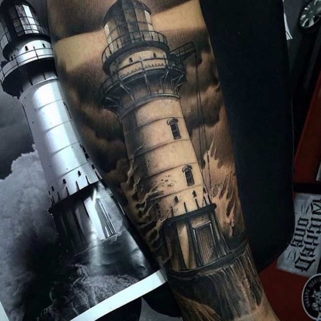 Realistic Tattoos 25