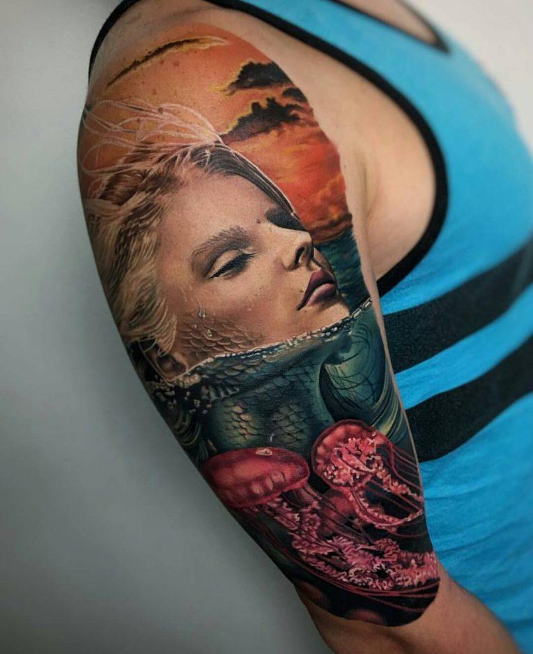 Realistic Tattoos 27