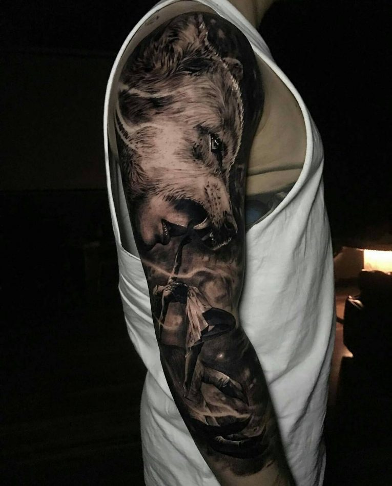 Realistic Tattoos 28