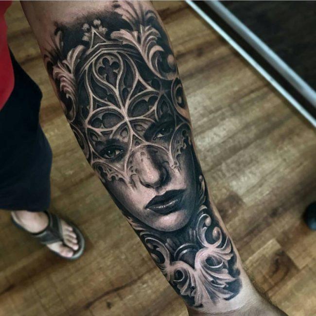 Realistic Tattoos 29