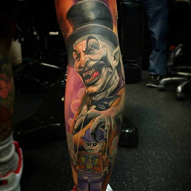 Realistic Tattoos 33