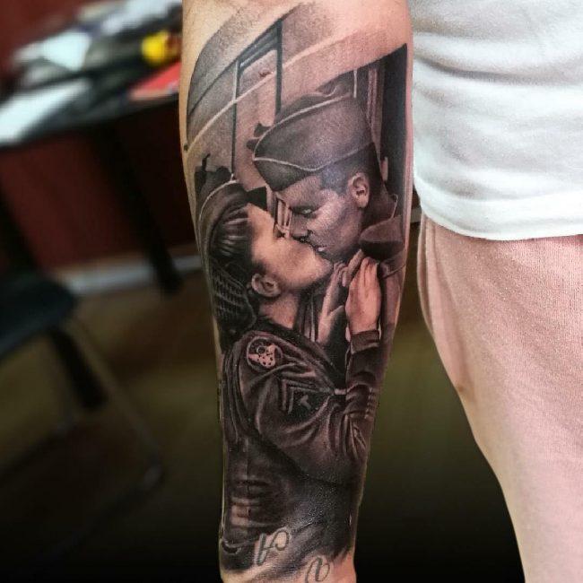 Realistic Tattoos 34