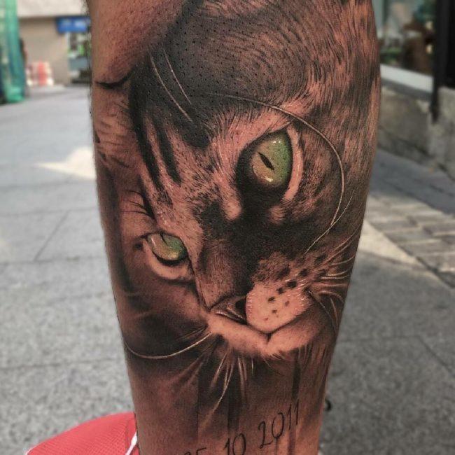 Realistic Tattoos 36