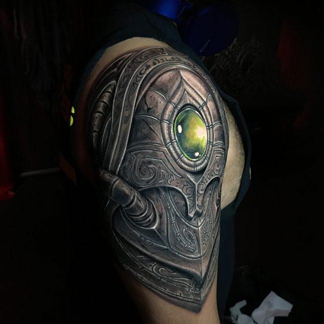 Realistic Tattoos 37