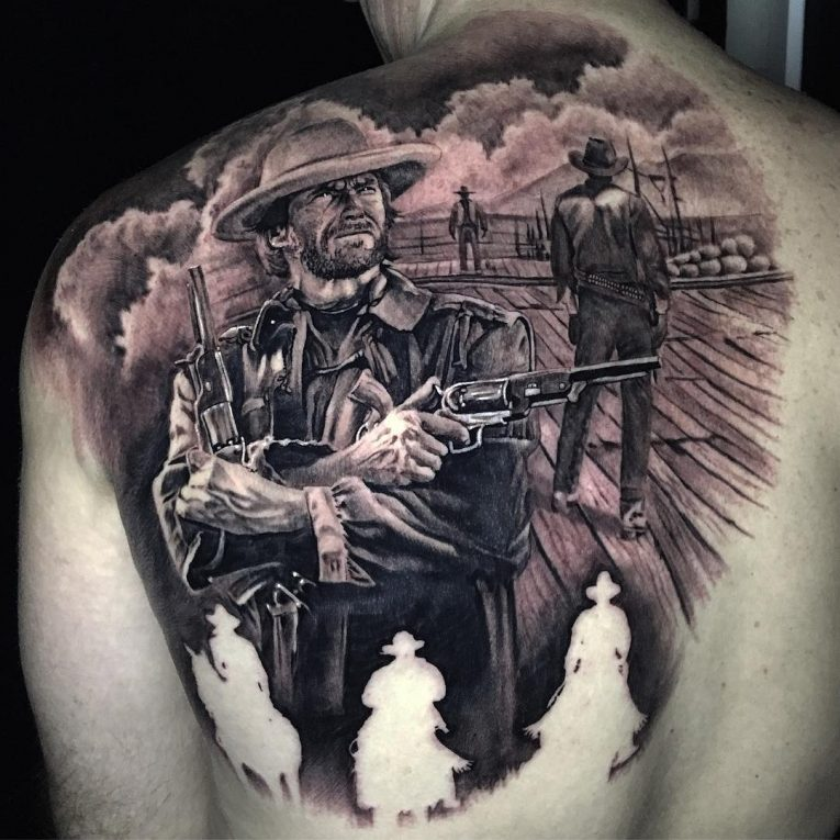 Realistic Tattoos 42