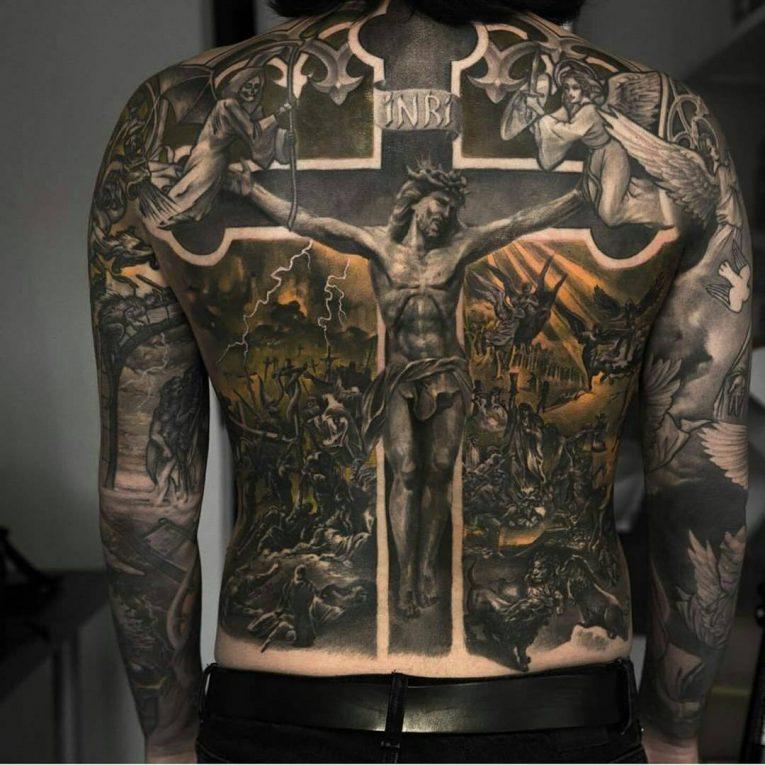 Realistic Tattoos 48