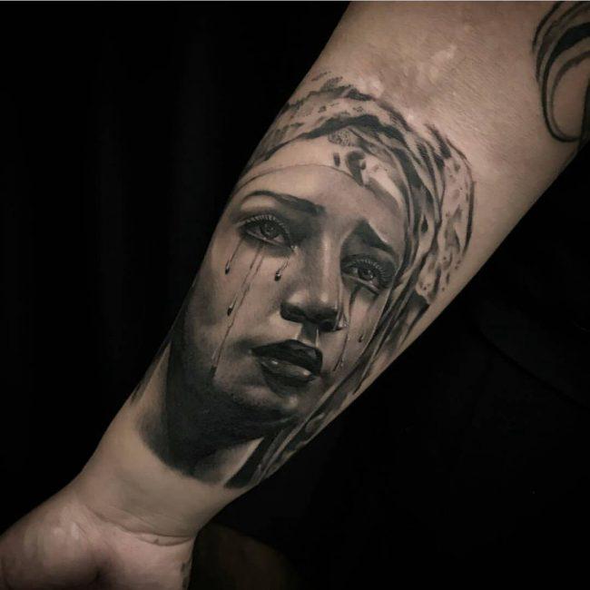 Realistic Tattoos 5