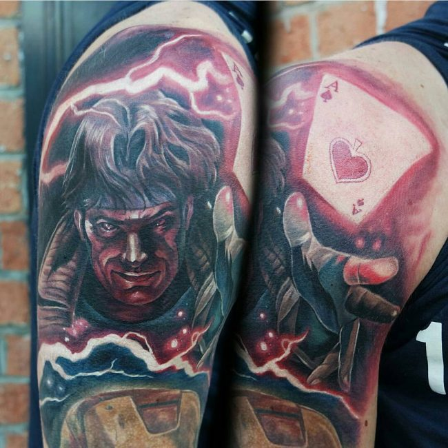 Realistic Tattoos 50