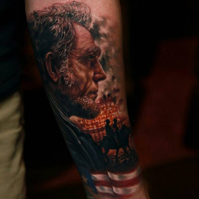 Realistic Tattoos 51