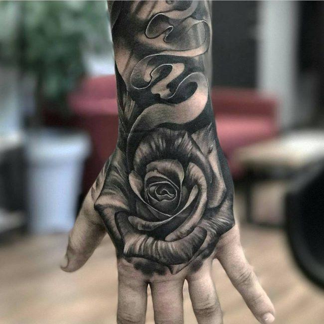 Realistic Tattoos 52