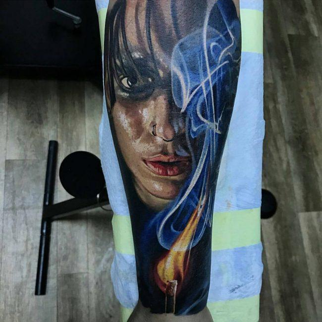 Realistic Tattoos 53