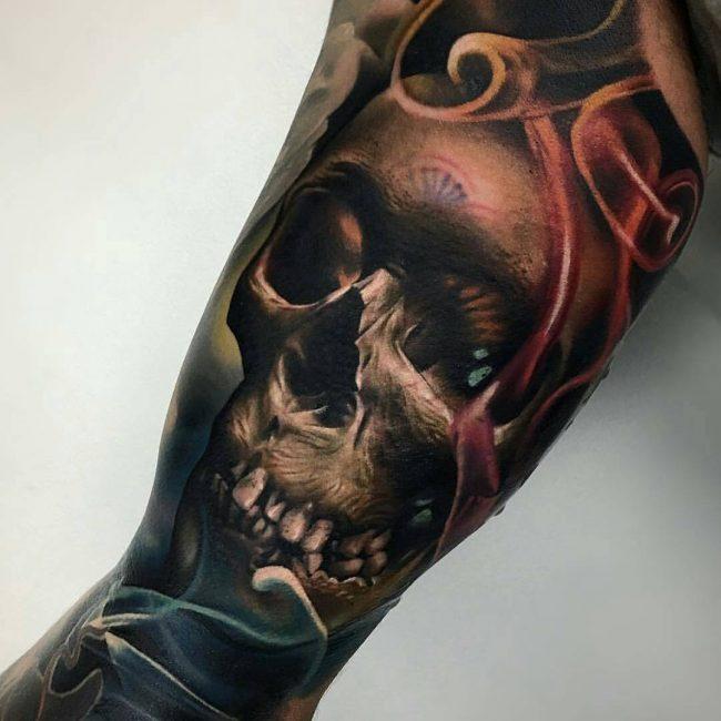 Realistic Tattoos 54