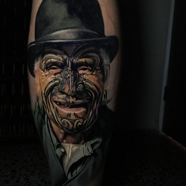 Realistic Tattoos 56
