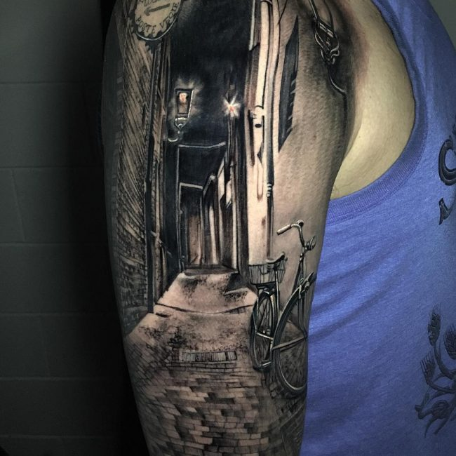 Realistic Tattoos 58
