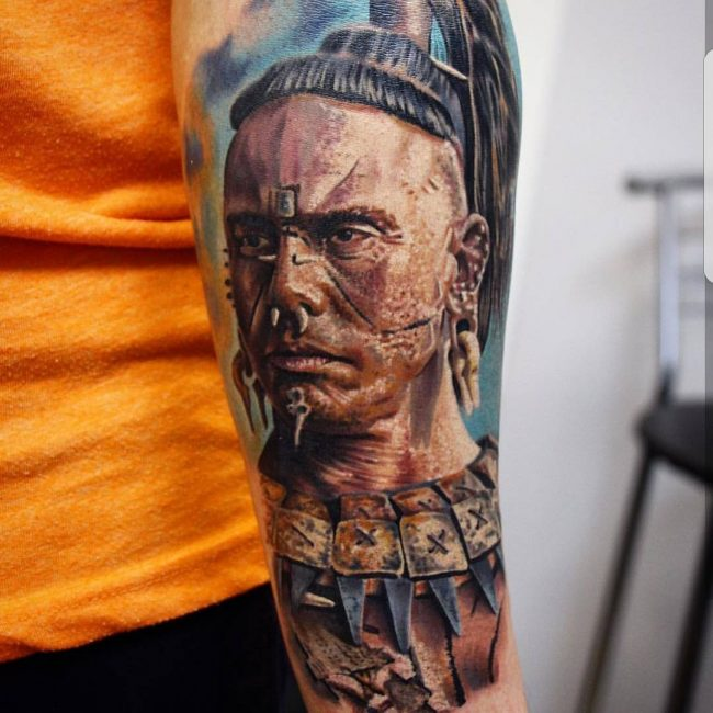 Realistic Tattoos 6