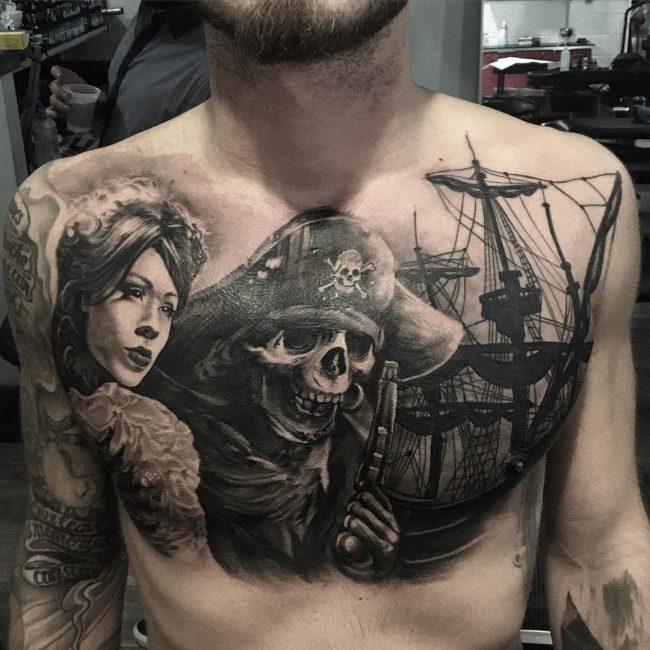 Realistic Tattoos 60