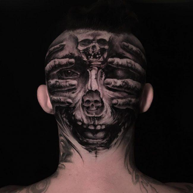Realistic Tattoos 61