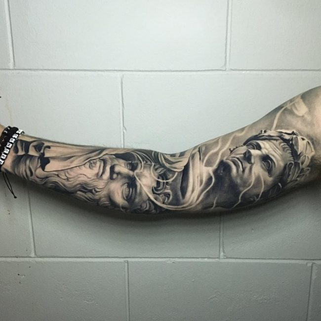 Realistic Tattoos 62