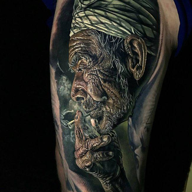 Realistic Tattoos 65