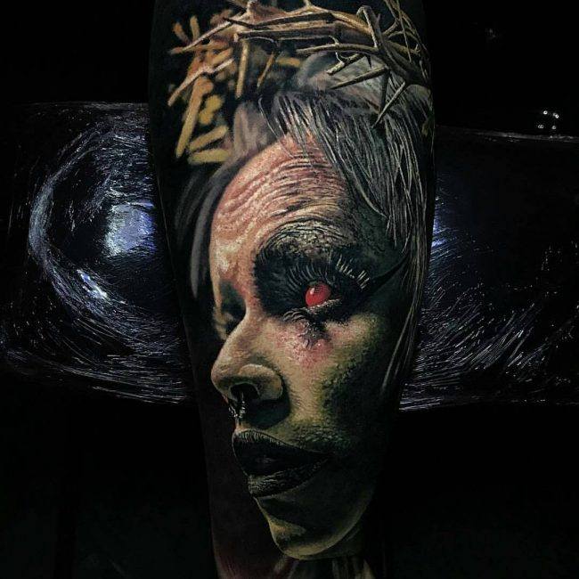 Realistic Tattoos 66