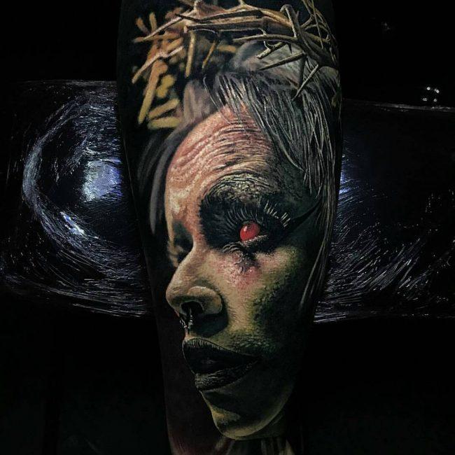 Realistic Tattoos 66