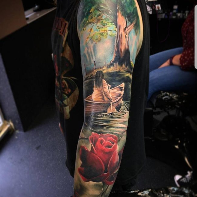 Realistic Tattoos 7