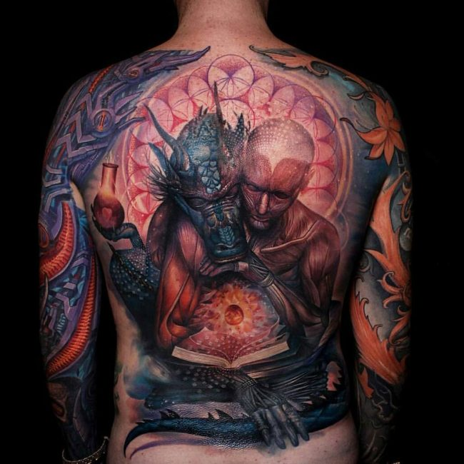 Realistic Tattoos 71