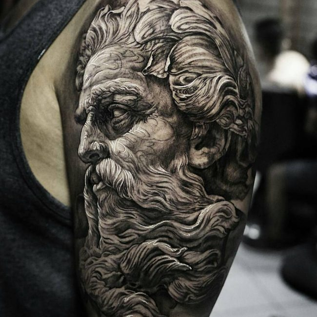 Realistic Tattoos 72