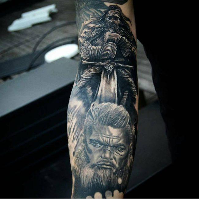 Realistic Tattoos 73
