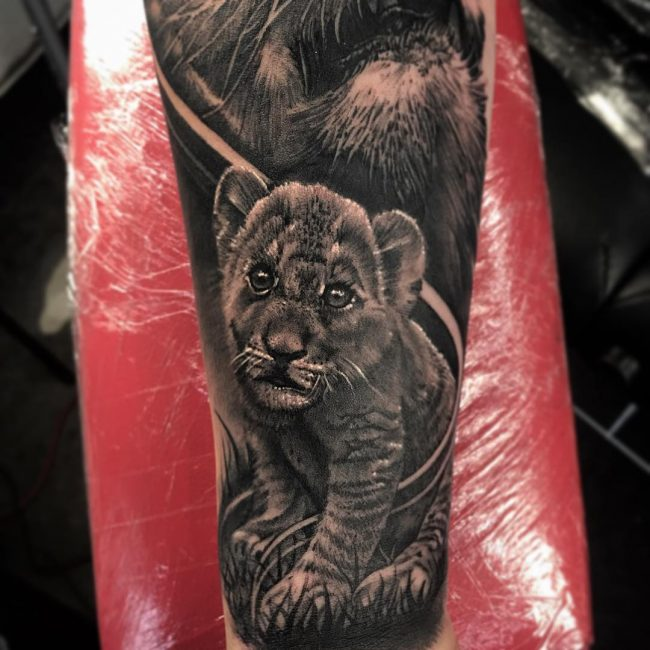 Realistic Tattoos 78
