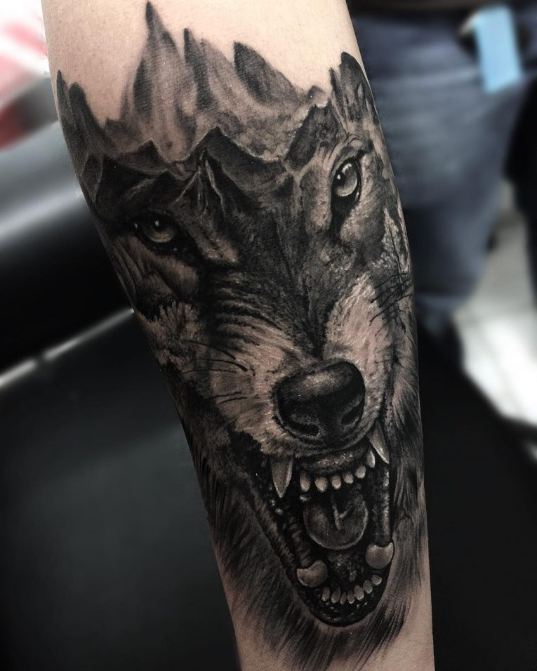 Realistic Tattoos 8