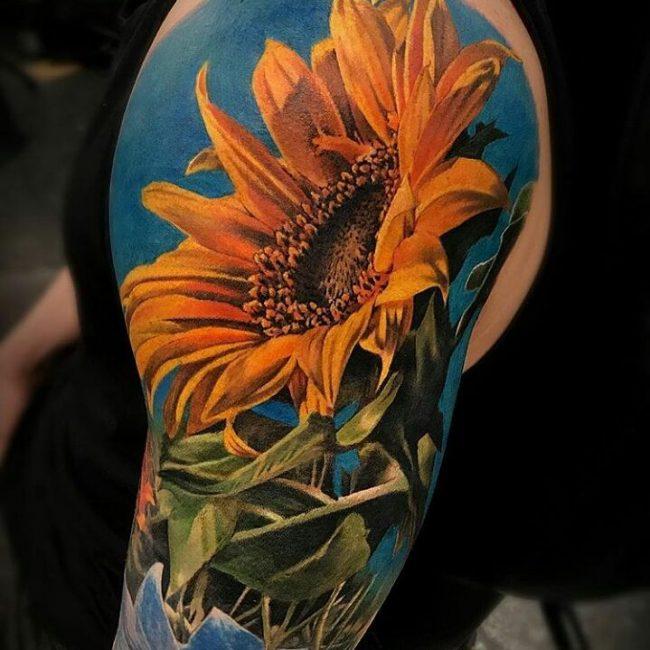 Realistic Tattoos 81