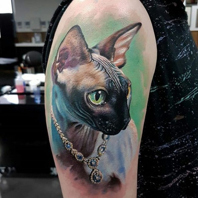 Realistic Tattoos 82