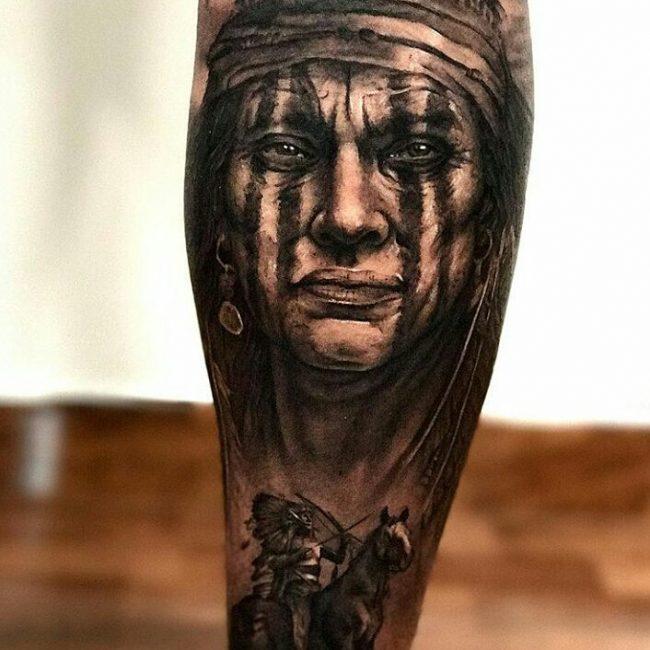Realistic Tattoos 85