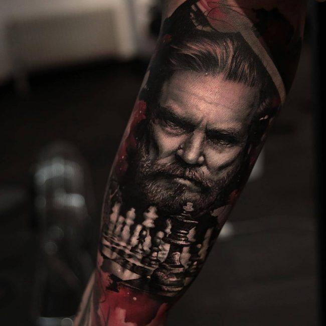 Realistic Tattoos 86