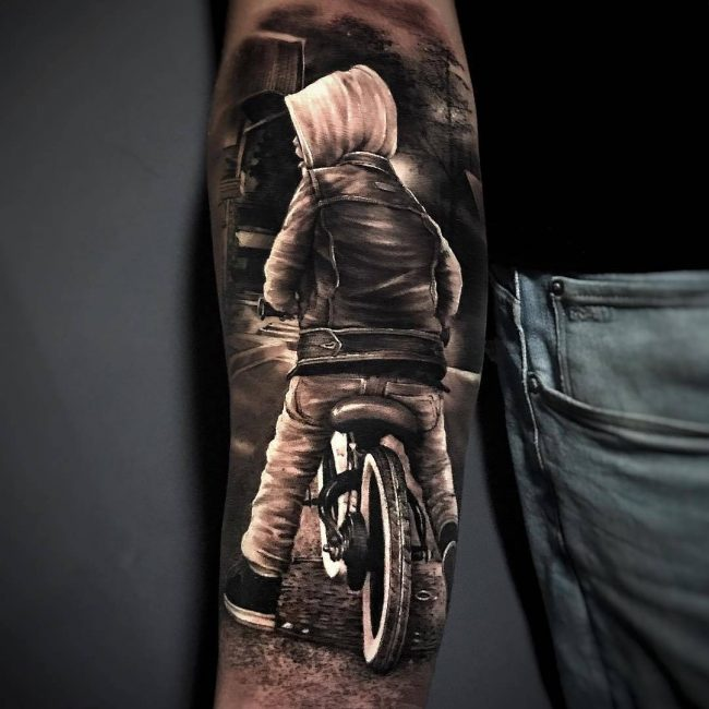 Realistic Tattoos 87