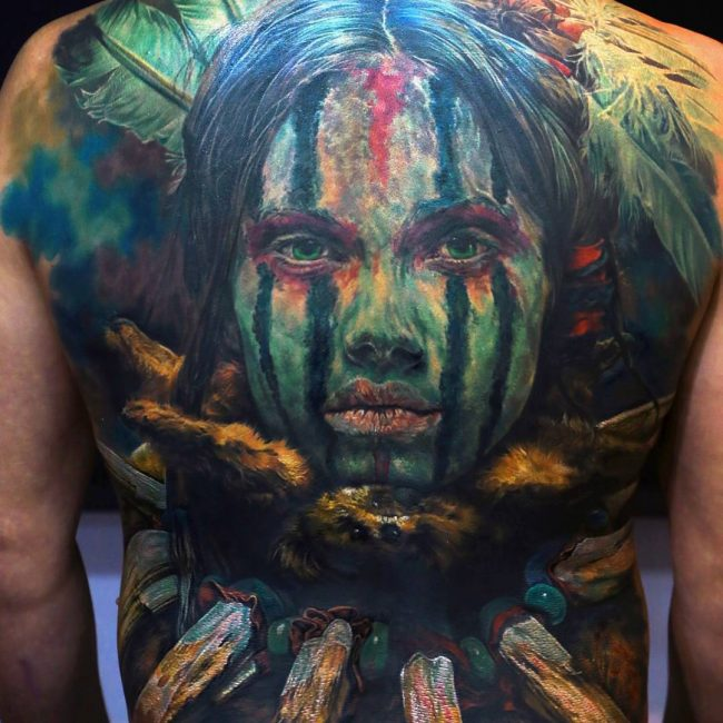 Realistic Tattoos 88