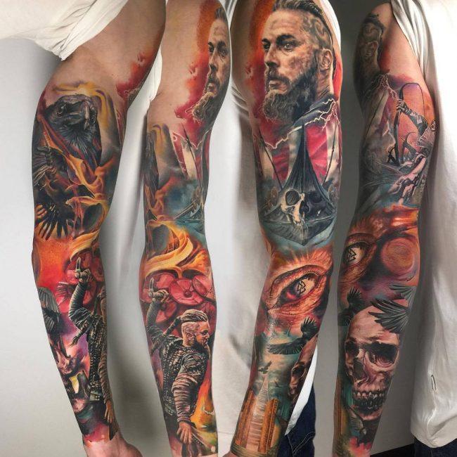 Realistic Tattoos 89