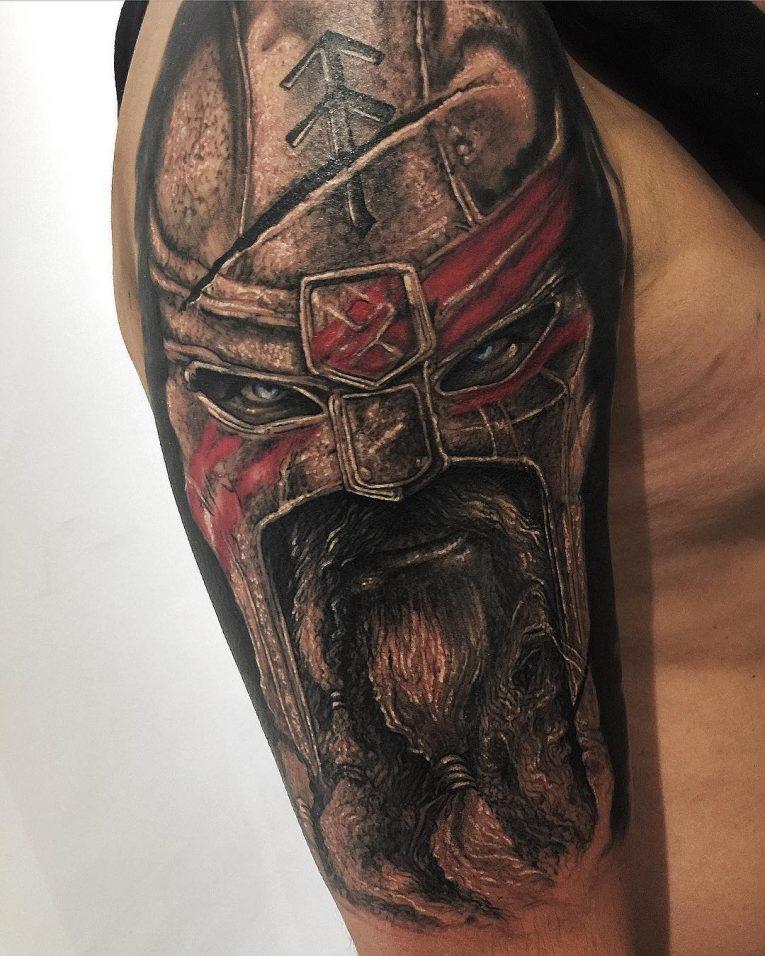Realistic Tattoos 9