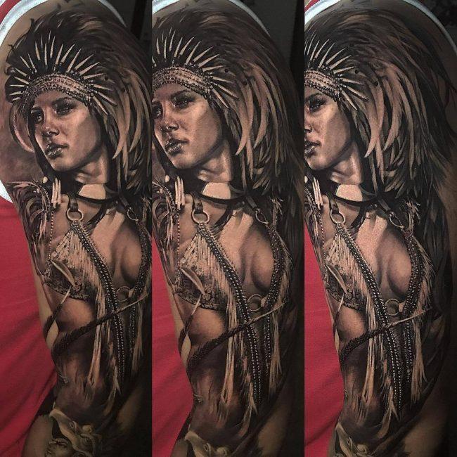 Realistic Tattoos 90
