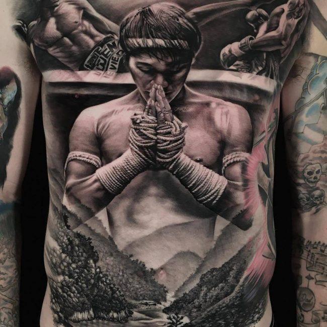 Realistic Tattoos 91
