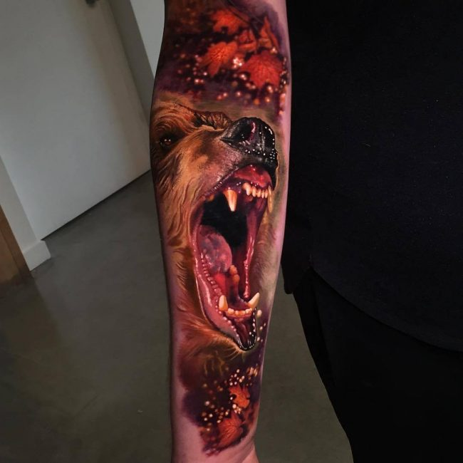 Realistic Tattoos 92
