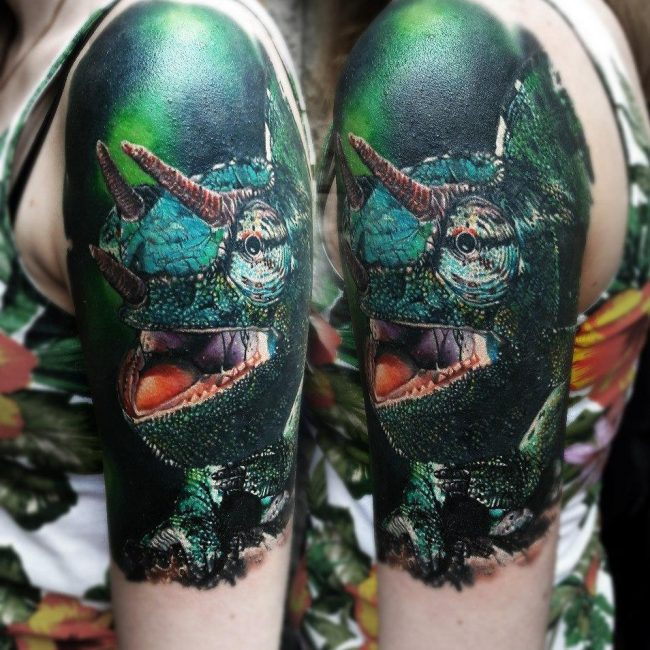 Realistic Tattoos 93