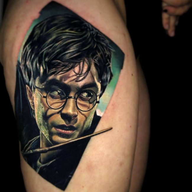 Realistic Tattoos 94