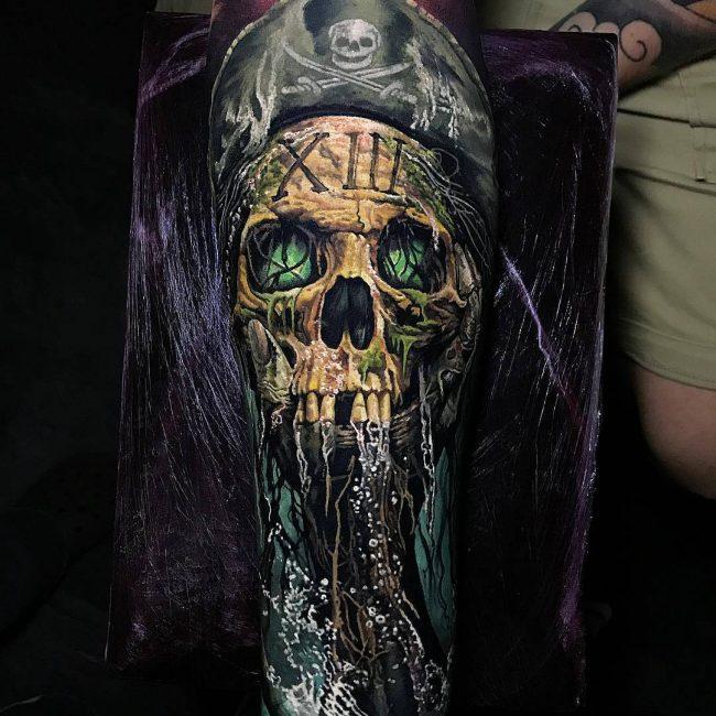 Realistic Tattoos 98