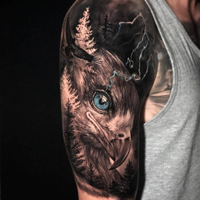 Realistic Tattoos 99