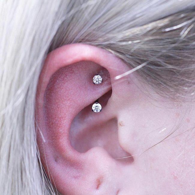 Rook Piercing 1