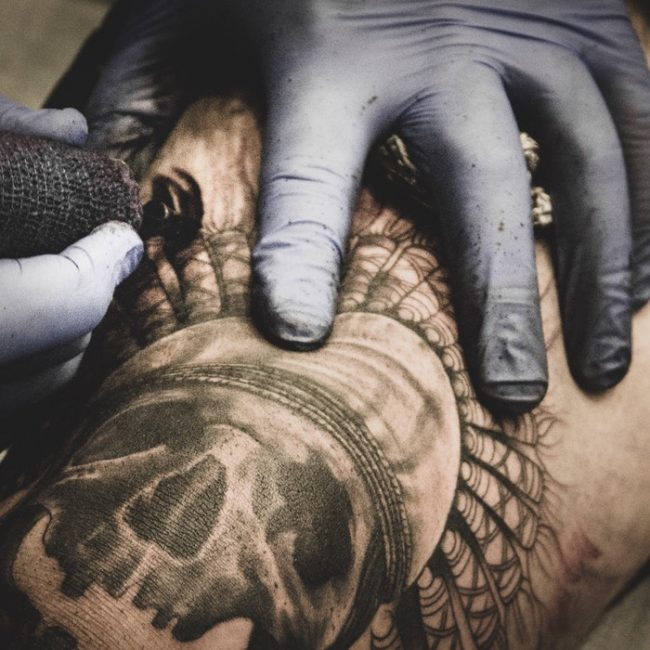 Essential Oils For Tattoo Aftercare