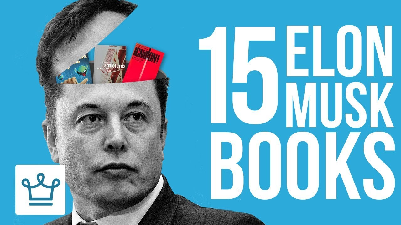 15 Top Elon Musk Books